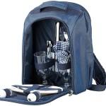 Xcase Thermo-Picknick-Rucksack mit Kühlfach